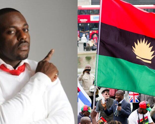 Biafra: Nollywood Actor, Jim Iyke Reveals Why Igbo People Should Leave Nigeria