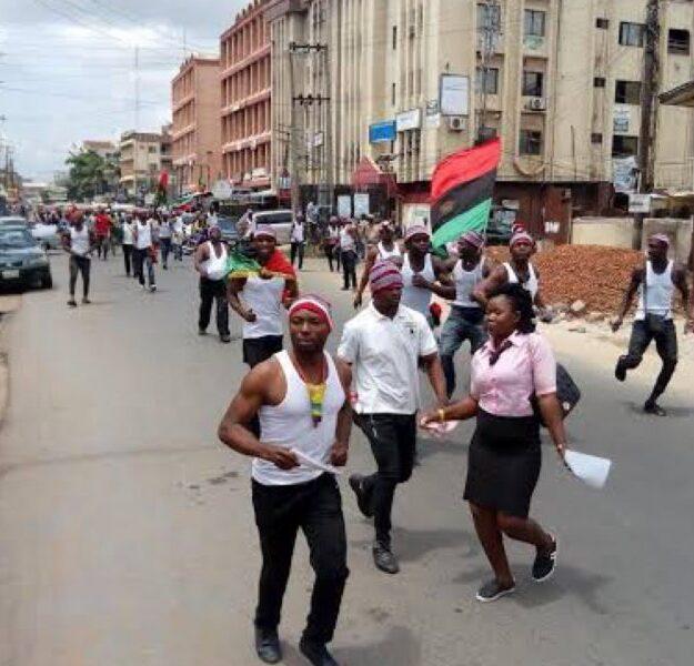 BREAKING: IPOB Orders Sit-At-Home In South-East Till Nnamdi Kanu Regains Freedom, Threatens Violators