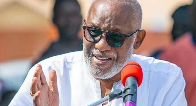Breaking News: Supreme Court delivers judgment on Ondo guber election
