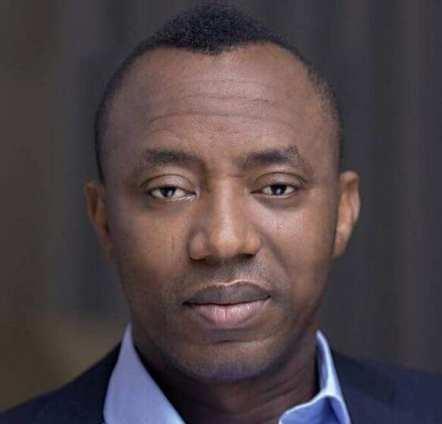 [BREAKING] Nnamdi Kanu's Trial: SSS Beat, Arrest Sowore At Abuja Federal High Court