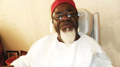 Buhari Govt Kidnapped My Son From Kenya, I'm Disappointed – Former Governor, Ezeife