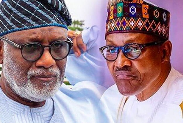 Buhari hails judgement, justices divided as Supreme Court affirms Akeredolu's victory