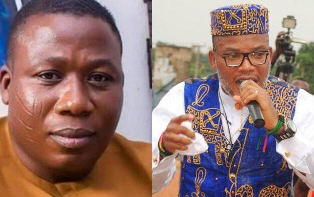 Buhari raises suspicion of 'hidden agenda' in trial of Nnamdi Kanu, Sunday Igboho's aides