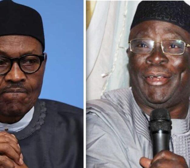 Buhari was in primary school when I was already fighting for one Nigeria: Pa Adebanjo