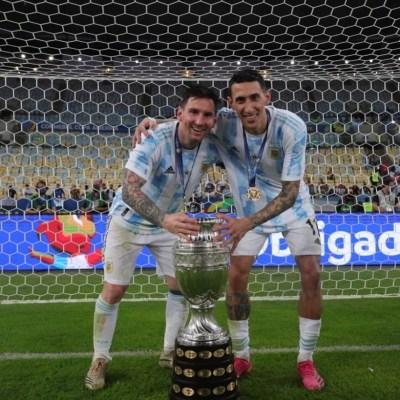 lionel-messi-angel-di-maria-la-albiceleste-argentina-copa-america-2021