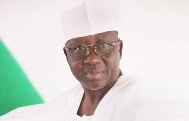 Ex-Gov. Umaru-Tanko-Al-Makura of Nasarawa State: Grilled by EFCC