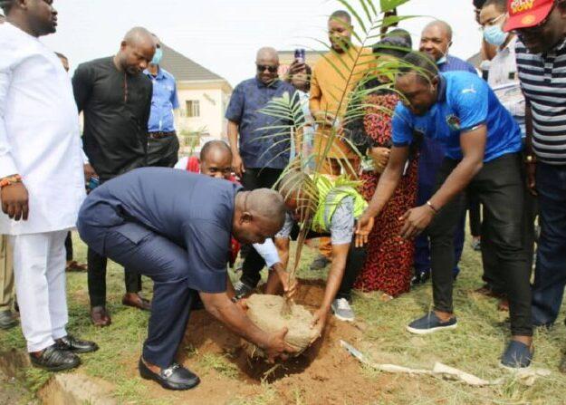 Ekweremadu Raises the Alarm over Worsening Environmental Threats