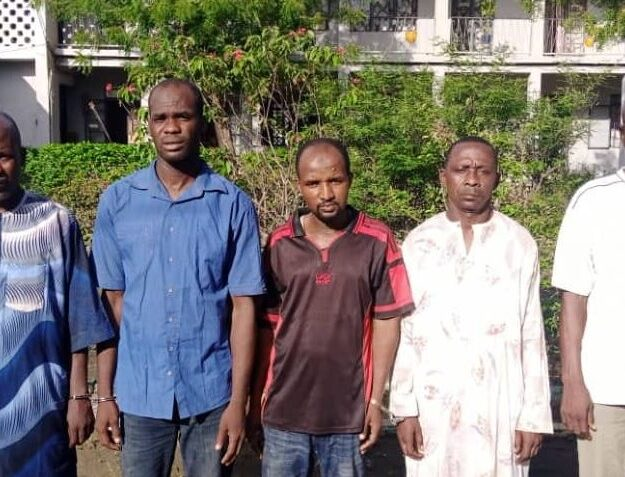 Five Men Arrested For Sodomising 20-year-old Man In Kano