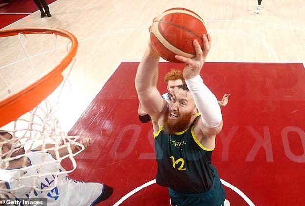 Freak injury rules Australian basketballer out of Tokyo Games
