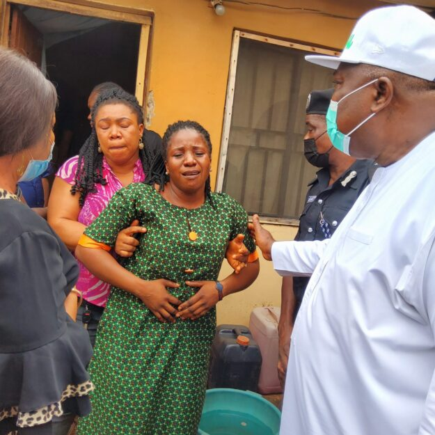 Gov. Ugwuanyi offers automatic employment, support to wives of slain police officers