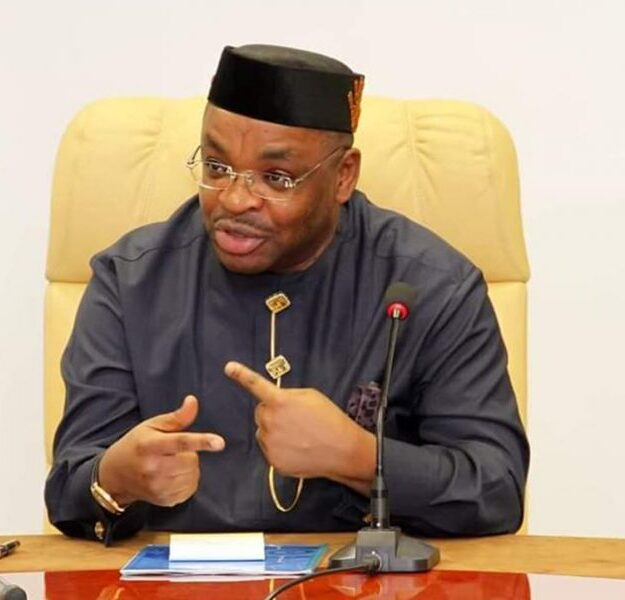Group Flays Presidential Aide for Blackmailing Governor Udom Emmanuel