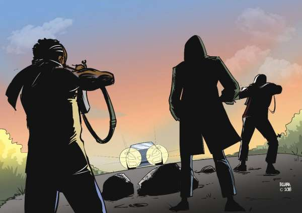 Gunmen Abducts Seven Naval Officers Travelling Along Sapele-Warri Road In Edo