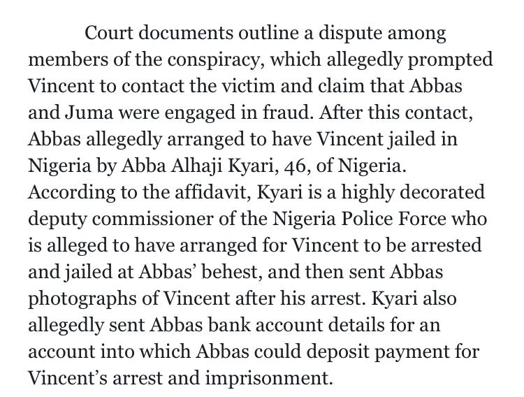 Hushpuppi Confesses How He Bribed Nigerian Police Chief Abba Kyari In $1.1m Deal