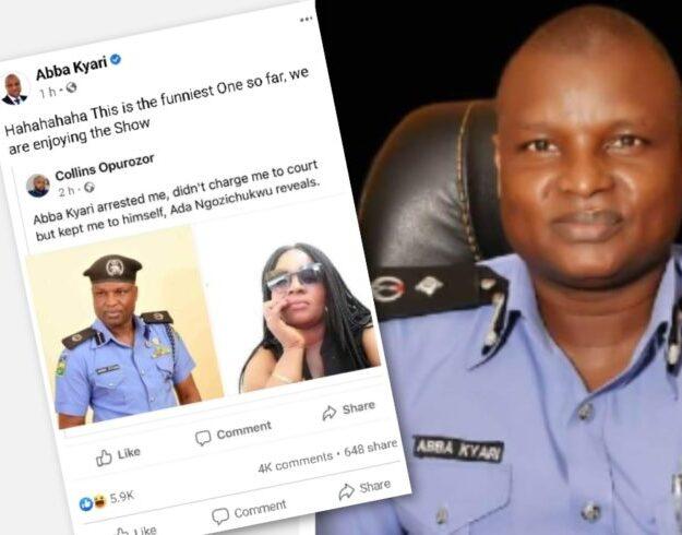 Internet Fraud: Abba Kyari Deletes Facebook Post Mocking Police Probe of FBI Charges