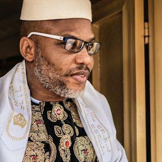 IPOB gives FG August 8 ultimatum for Kanu's release