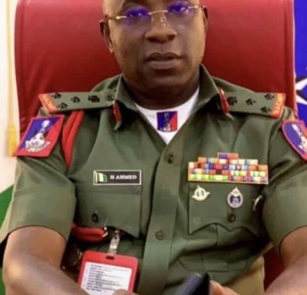 JUST IN: Sister Of Murdered Nigerian Army General, Hassan Ahmed, Released