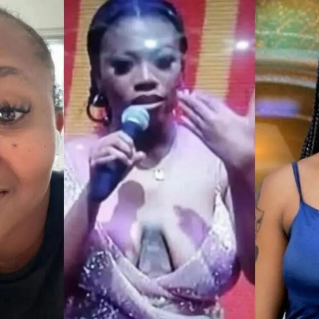 Mary Remmy Njoku Lambasts Those Bodyshaming BBNaija's Angel For Her Br*ast