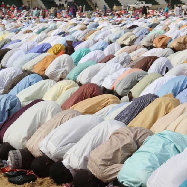 Muslims observe peaceful Sallah amid Security challenges