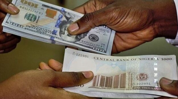 Naira may hit N600/$ over CBN's suspension of dollar sales – Currency traders