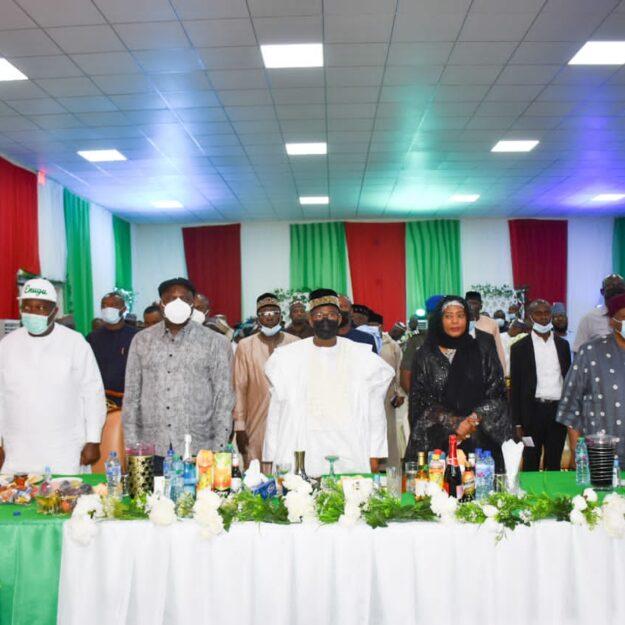 Nigeria at crossroad, say PDP governors