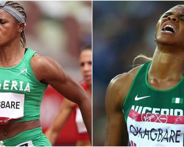 Nigerian Sprinter, Blessing Okagbare Suspended From Olympics After Failed Drugs Test