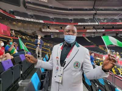 Odegbami: The Eye On Tokyo 2020 (Day 5) – Different Storms In Tokyo!
