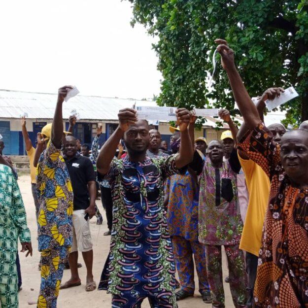 Ogun APC crisis worsens as Abiodun, Amosun camps hold parallel congresses