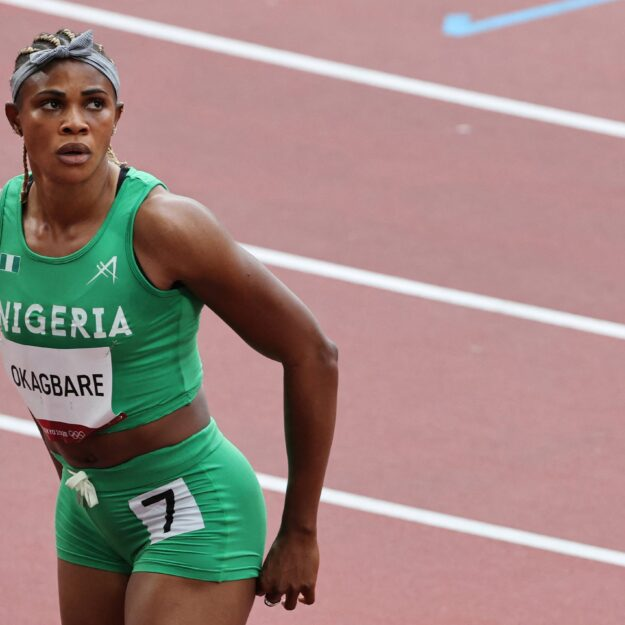 Oh No! Blessing Okagbare Suspended From Tokyo Olympics After Failing Drug Test