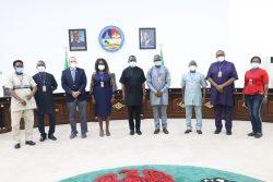 Okowa advocates Environmental Action Plan to reduce malaria transmission