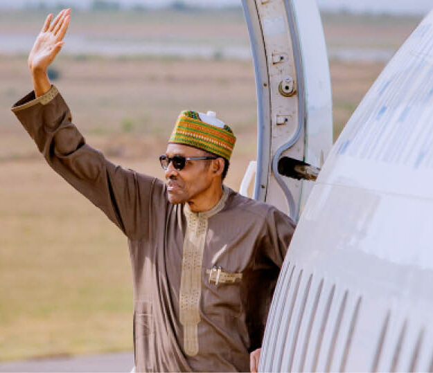 PDP: Buhari traveled to London for a virtual meeting