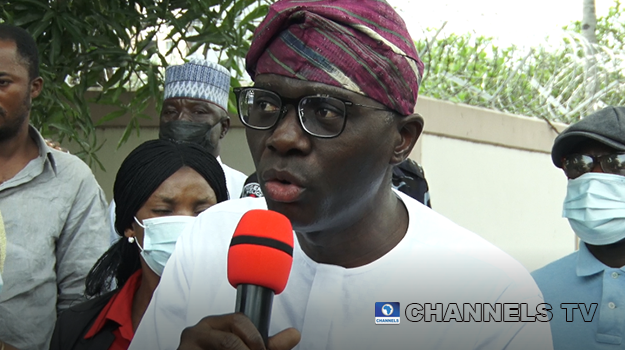 'People Are Working behind The Scenes': Sanwo-Olu On Igboho