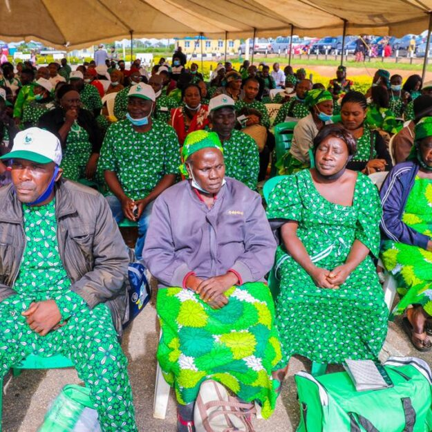 Pilgrimage: Anyone who absconds will face full wrath of the law – Lalong, Pam warn Pilgrims