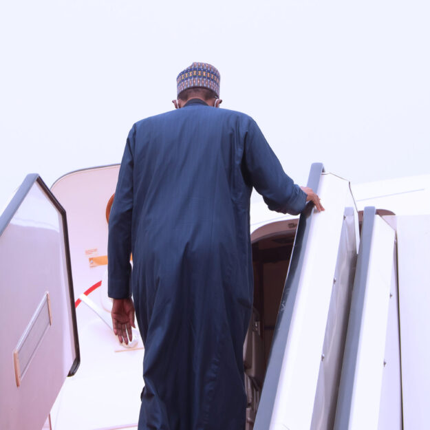 Pmb leaves for UK on 8th medical trip in 6 years