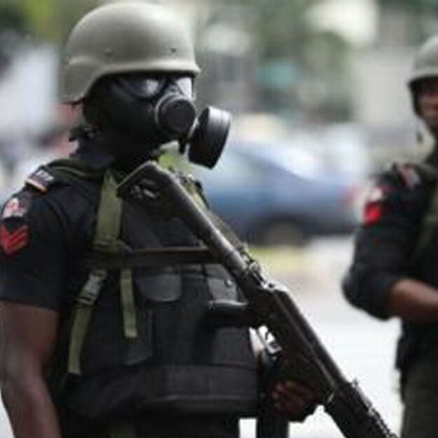Police arrest alleged ESN 'native doctor' with IED