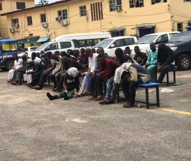 Police Charge 48 Yoruba Nation Rally Suspects For 'Unlawful Assembly'