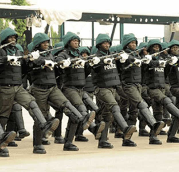 Police Deploys SWAT, Other Tactical Squads Ahead Of Ogun LG Polls