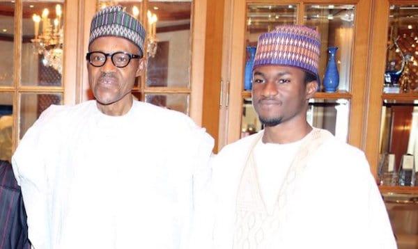 President Buhari's son, Yusuf bags chieftaincy title in Daura