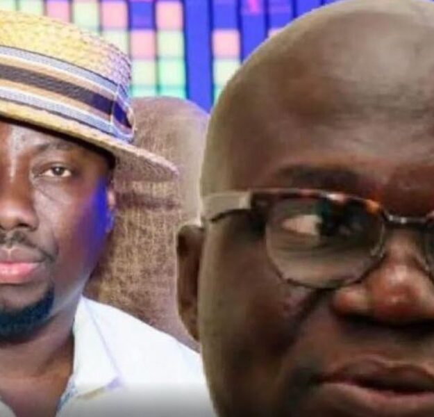 Reuben Abati tackles Obi Cubana over his mother's burial, says half of the people who attended