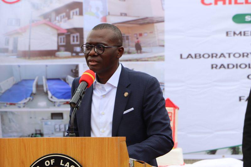 Sanwo-Olu raises alarm, Lagos heading towards Third wave of COVID-19