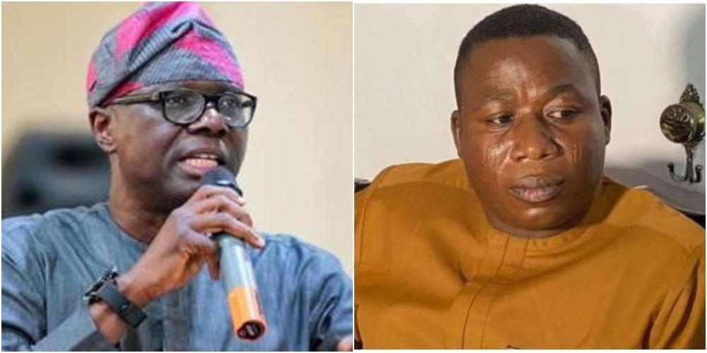 Sanwo-Olu Speaks On Arrest And Detention Of Sunday Igboho In Benin Republic