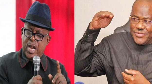 Secondus second term bid causes rumpus in PDP as Wike, others object