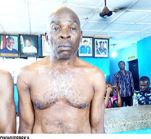 Shocking Tale Of Fake Medical Doctor Whose Major Business Is Kidnapping And Child Trafficking