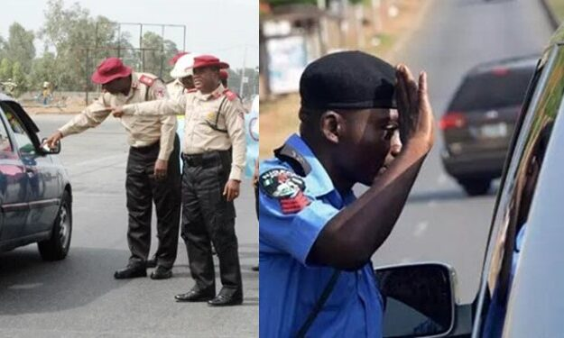 """""""Stop Tempting Us With Bribes And Gratification"""" – Police, FRSC Begs Nigerians"""