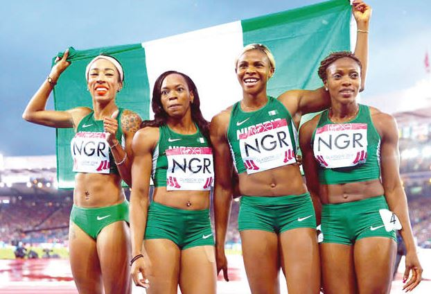 Ten Nigerian Athletes Banned From Tokyo Olympics