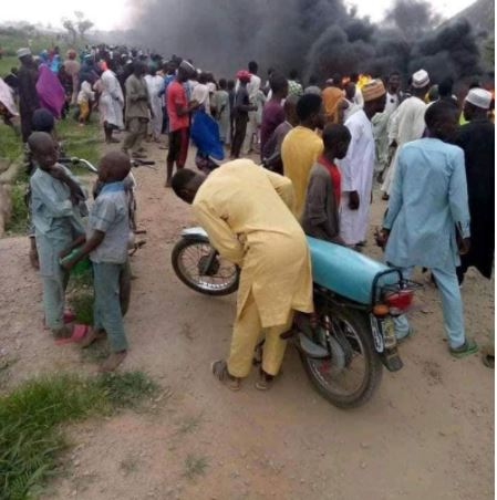 Tension As Soldiers Allegedly Kill Three Zaria Villagers Chasing Bandits