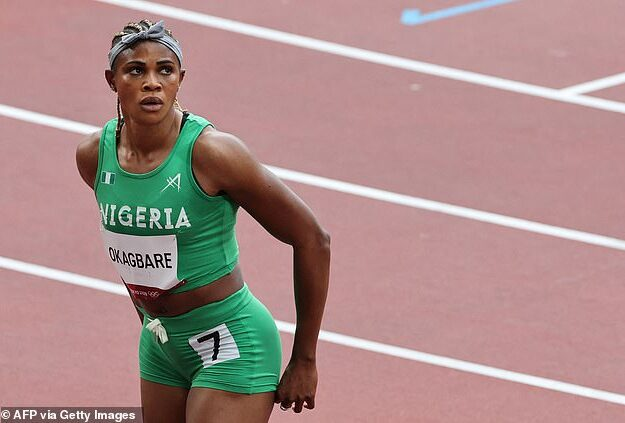 Tokyo Olympics: Blessing Okagbare disqualified