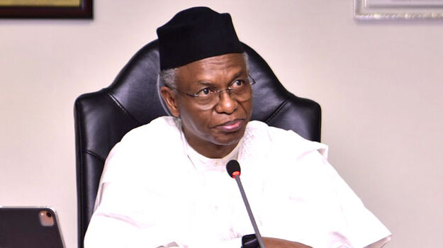 We are working with Nasarawa govt to rescue kidnapped monarch, says El-Rufai