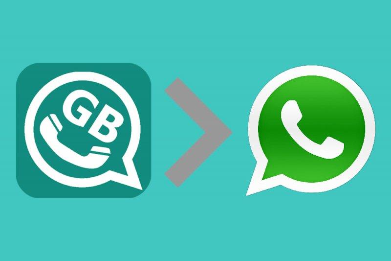 GB and WhatsApp