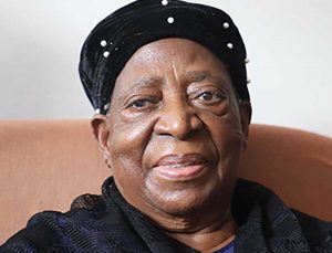 Zimbabwe's Former First Lady dies aged 83