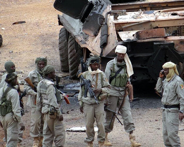 Amid Reports Of Surrender In Nigeria, Boko Haram Kills 24 Soldiers In Chad
